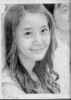 SNSD Yoona by Dragoslayer4
