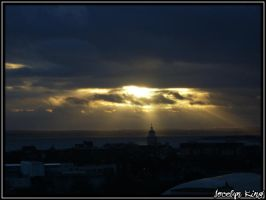 Portsmouth Skyline 3 by sylver-shadow