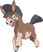 Mudbray by TheCivilizedDreamer