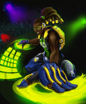 Lucio: LET'S BREAK IT DOWN! by Sors-the-luck-bot