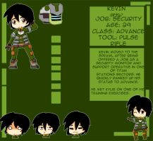 Chibi Dead Space: Kevin CS by SheriffGraham
