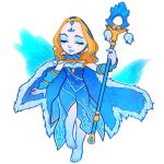 Dota 2: Crystal Maiden by ShinySoul