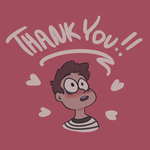 Thank You!! by toadsandtombstones