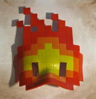 8 Bit Fire Mask by Dr-K