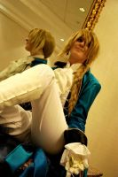 Pandora Hearts - Reflection by blademaster57