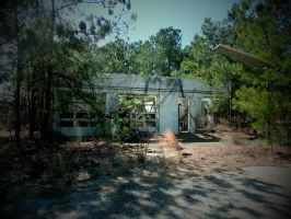 Abandoned Gas Station Part 1 by TheProdigy100