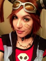 Gaige Cosplay Preview by Viverra1