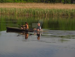 Canoeing. by POETRYTHROUGHLENS