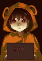 Serial Experiment Lain by PommeC
