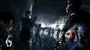 Resident Evil 6 Official Wallpaper 11 by ceriselightning