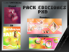 +100 WATCHERS Pack ediciones pxd+sorpresa by RainbowOfDreamss