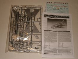 Building a MiG 21 - step 2 by kanyiko