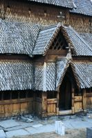 Wooden Church - 7 by mjranum-stock