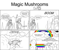 LOL - Magic Mushrooms by IceNinjaX77