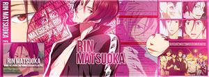 Rin Matsuoka Cover by zFlashyStyle