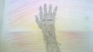 #10 Draw a hand by Tophfaith