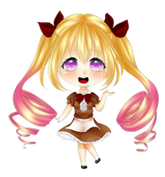Maid Yamis [GIFT] by Mocchia