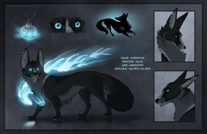Adoptable - Fox Spirit CLOSED by Mikaley