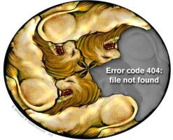 404: File Not Found 4 by sethness