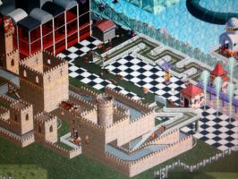 My own Six Flags park 009 by xSofticatious