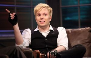 Patrick Stump on Fuse by R-Clandestin