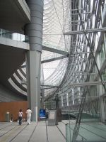 tokyo international forum by four-cats