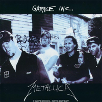 +CD|Garage,Inc|Metallica by IloveSugus