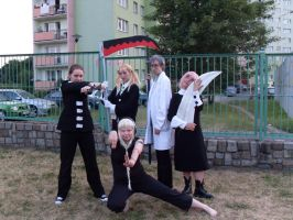 Soul Eater Group by Wiki-chan90
