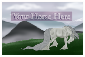 Your Horse Here 30 - Auction by Astralseed
