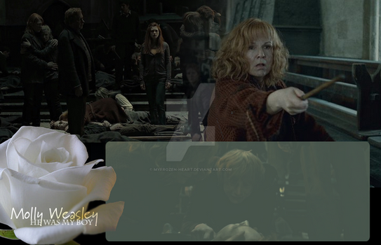 Molly Weasley Template by MyFrozen-Heart