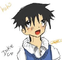 my other cousin duke by huhsmile
