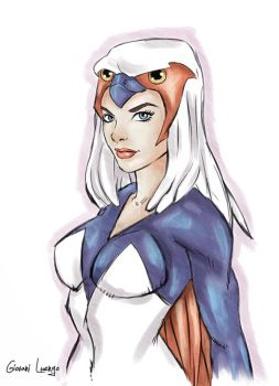 The Sorceress (Masters of the Universe) by GobGrael