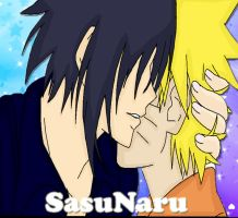 SasuNaru:I Love You by RedxMochi