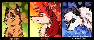 The Color Squad by Nafsi-chan