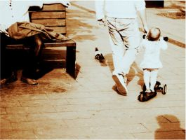 these father stories I never got to experience by PsycheAnamnesis