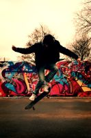 Skater Boy by TheRealFox