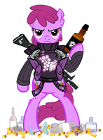 Berry Punisher by PixelKitties