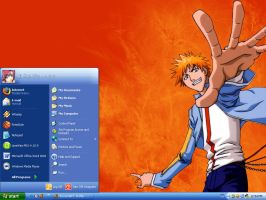 Heero's Desktop by heero20