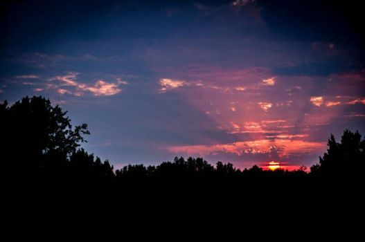 superbsunset by ScoRpi0787
