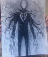 Slenderman by brandybunch
