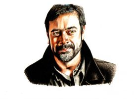 John Winchester by StoneTheCrow87