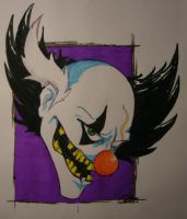 Chester the Clown by DraculeaRiccy