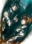 PSYCHO-PASS by tegusu