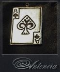 Ace of spade by A-n-t-e-n-o-r-A