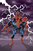 MAD Magazine Spider-Man cover by ToddNauck