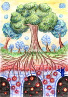 Tree of Knowledge gives seeds by SaintHeiser