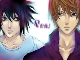 Death note - V E R S U S by Jennaris