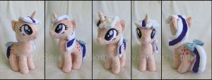 Plushie: Twilight - MLP G1 by Serenity-Sama