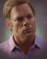 Dexter Morgan by AngelGanev