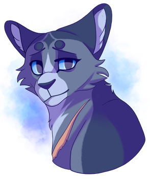 Bluestar by The-Sacred-Rose